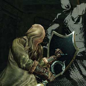 Dark Souls 2 Crown of the Sunken King Ennemi