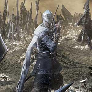 Dark Souls 3 Ashes of Ariandel Gameplay