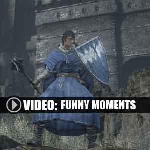 Dark Souls 3 Moments drôles