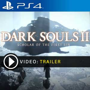 Dark Souls 2 Scholar of the First Sin PS4 en boîte ou à télécharger