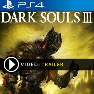 Dark Souls 3 PS4 en boîte ou à télécharger