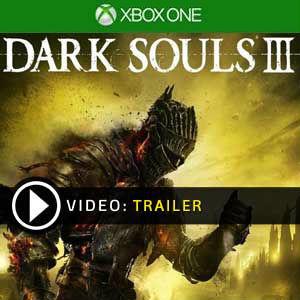 Dark Souls 3 Xbox One en boîte ou à télécharger