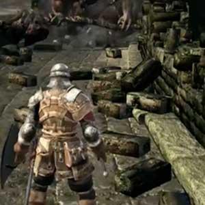 Dark Souls Remastered Nintendo Switch gameplay