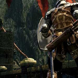 Combat de Dark Souls Remastered