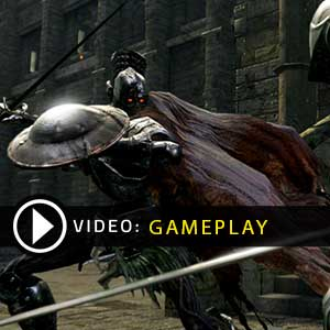Dark Souls Remastered vidéo Gameplay