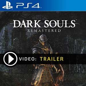 Dark Souls Remastered Ps4 en boîte ou à télécharger