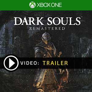 Dark Souls Remastered Xbox One en boîte ou à télécharger