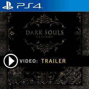 Acheter Dark Souls Trilogy PS4 Comparateur Prix