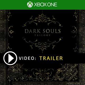 Acheter Dark Souls Trilogy Xbox One Comparateur Prix