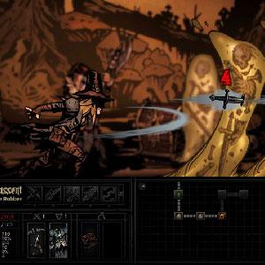 Darkest Dungeon Gameplay