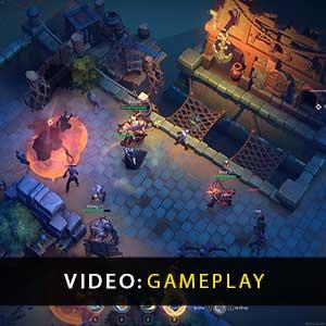 Darksburg Gameplay Video