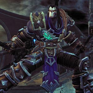 Darksiders 2 Personnages