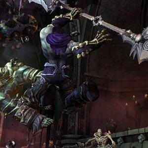 Darksiders 2 Combat