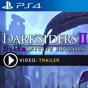 Darksiders 2 Deathinitive Edition PS4 en boîte ou à télécharger