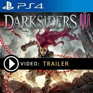 Acheter Darksiders 3 PS4 Code Comparateur Prix