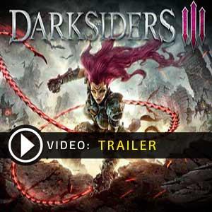 Acheter Darksiders 3 Clé Cd Comparateur Prix