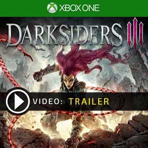 Acheter Darksiders 3 Xbox One Code Comparateur Prix