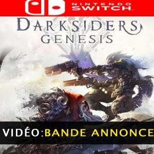 Darkriders Genesis Nintendo Switch Bande-annonce vidéo