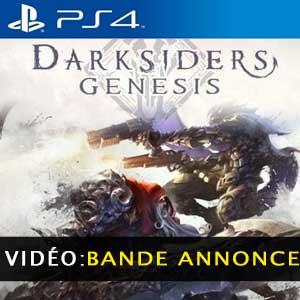 Darkriders Genesis PS4 Bande-annonce vidéo