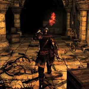 Dark Souls II: Scholar of the First Sin PS4 - Exploration