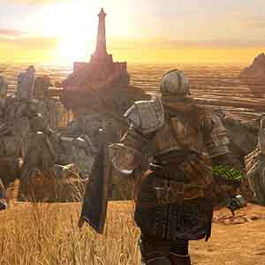 Dark Souls II: Scholar of the First Sin PS4 - Vers le phare