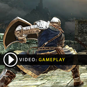Dark Souls II: Scholar of the First Sin PS4 Gameplay Video