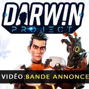 Vidéo de la bande annonce du Darwin Project