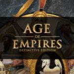 La nouvelle date de parution de Age of Empires Definitive Edition est annoncée