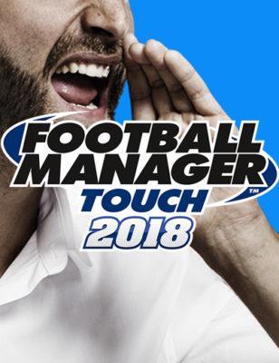 Football Manager Touch 2018 sort le même jour que l'édition PC