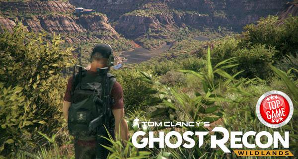 beta ouverte Ghost Recon Wildlands