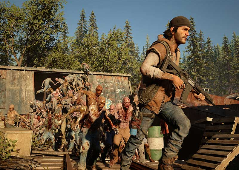 acheter days gone ps4 code comparateur prix. Black Bedroom Furniture Sets. Home Design Ideas