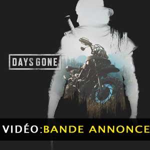 Days Gone Vidéo de la bande-annonce