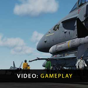 DCS Supercarrier Gameplay Video