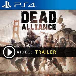 Acheter Dead Alliance PS4 Code Comparateur Prix