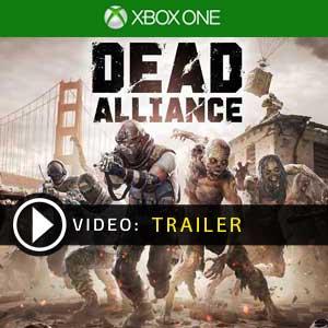 Acheter Dead Alliance Xbox One Code Comparateur Prix