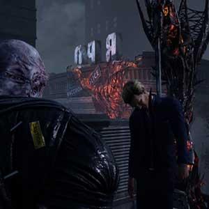 Dead by Daylight Resident Evil Chapter Crochets