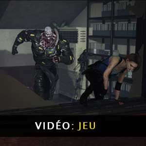 Dead by Daylight Resident Evil Chapter Vidéo De Gameplay