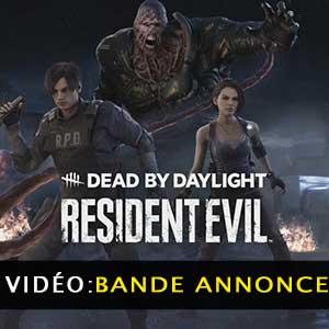 Dead by Daylight Resident Evil Chapter Bande-annonce Vidéo