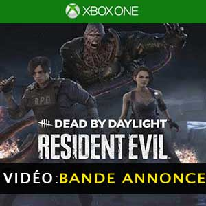 Dead by Daylight Resident Evil Chapter Xbox One Bande-annonce Vidéo