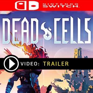 Dead Cells Nintendo Switch en boîte ou à télécharger