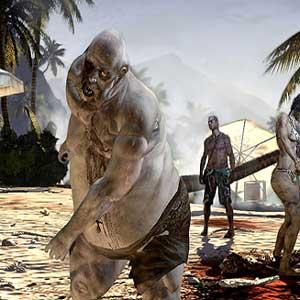 Dead Island Groupe de zombies