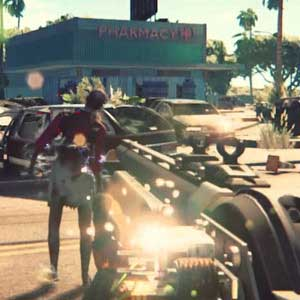 Dead Island 2 PS4 zombies