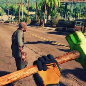 Dead Island 2 PS4 Sledge Hammer