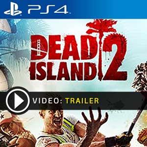 Dead Island 2 PS4 en boîte ou à télécharger