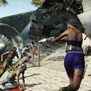 Dead Island Riptide Combat