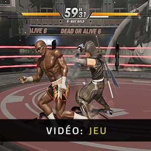 Dead or Alive 6 Vidéo de gameplay