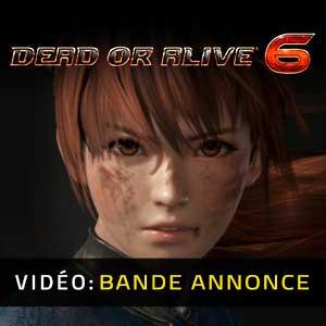 Dead or Alive 6 Bande-annonce vidéo