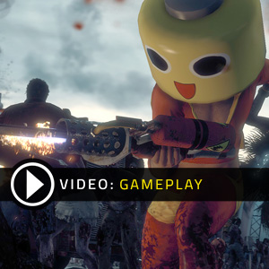 Dead Rising 3 Xbox One Gameplay Video