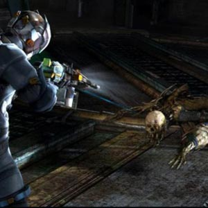 Dead Space 3 Attaque