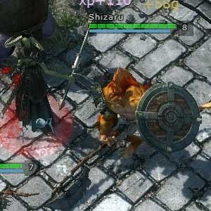 Deadbreed Gameplay